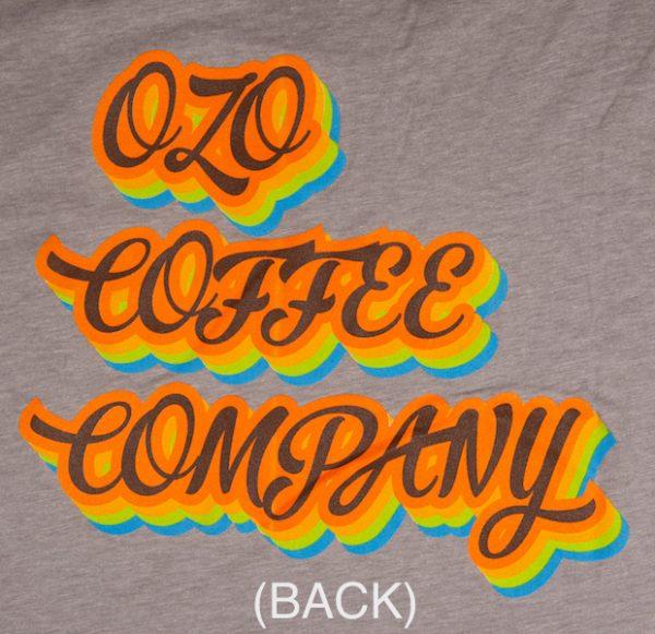 ozo coffee tshirt back